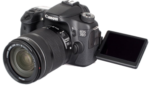 Appareil reflex numerique Canon Eos 70D